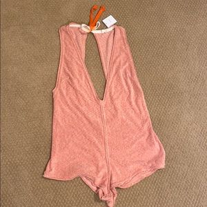 Urban Outfitters Terry Romper